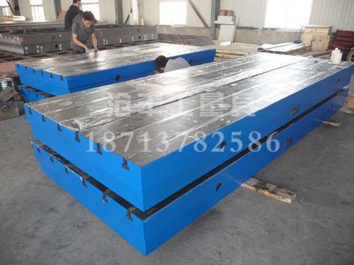 焊接平台功能与测量工艺