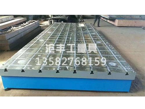 划线平台提高机械制造质量的基本原理与浇注原则